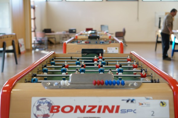 Table Bonzini - BabyfootSport - Romain Chaffin